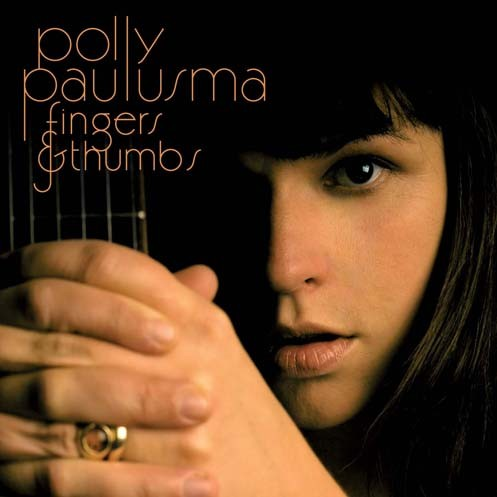Portada del disc de Polly Paulusma Fingers and Thumbs