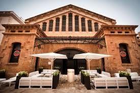 Foto de la façana de Casa Bacardí a Sitges