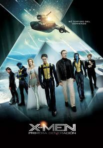 Pòster de X-Men First Class
