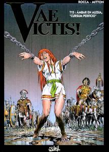 Portada del darrer volum de Vae Victis!