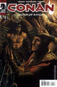 Portada d'un número de Conan The Nemedian Chronicles