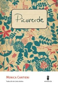 Portada de la novel·la de Monica Cantieni Picoverde
