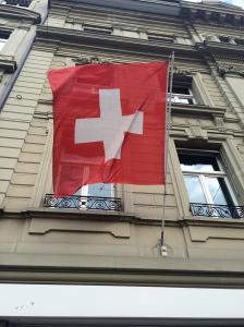 Bandera de Suïssa