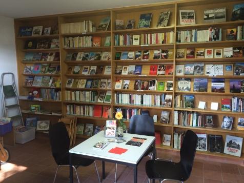 La biblioteca del Rosengarten