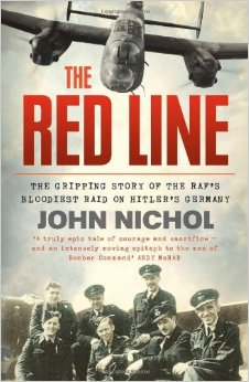 Portada del llibre The Red Line, de John Nichol