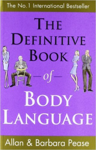 Portada del llibre The Definitive Book of Body Language, de Barbara & Allan Pease