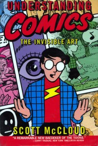 Portada del llibre 'Understanding Comics. The Invisible Art', de Scott McCloud