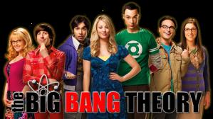 Els personatges principals de la sèrie de televisió The Big Bang Theory