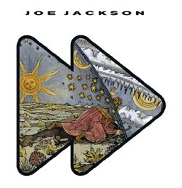 Portada de l'àlbum Fast Forward, de Joe Jackson