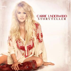 Portada de l'àlbum Storyteller, de la Carrie Underwood