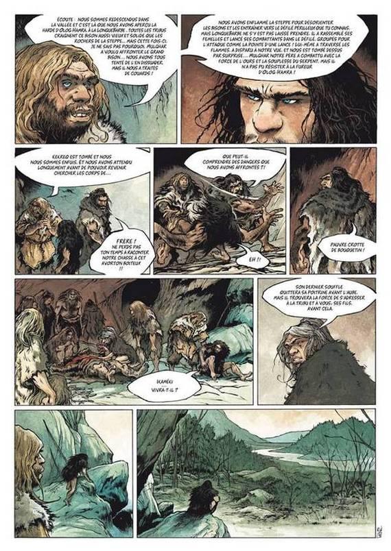 neandertal - clan