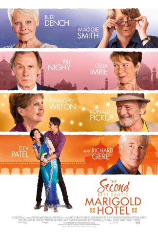 the second best marigold hotel
