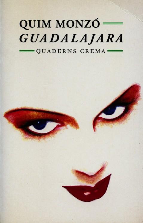Portada del llibre Guadalajara, del Quim Monzó
