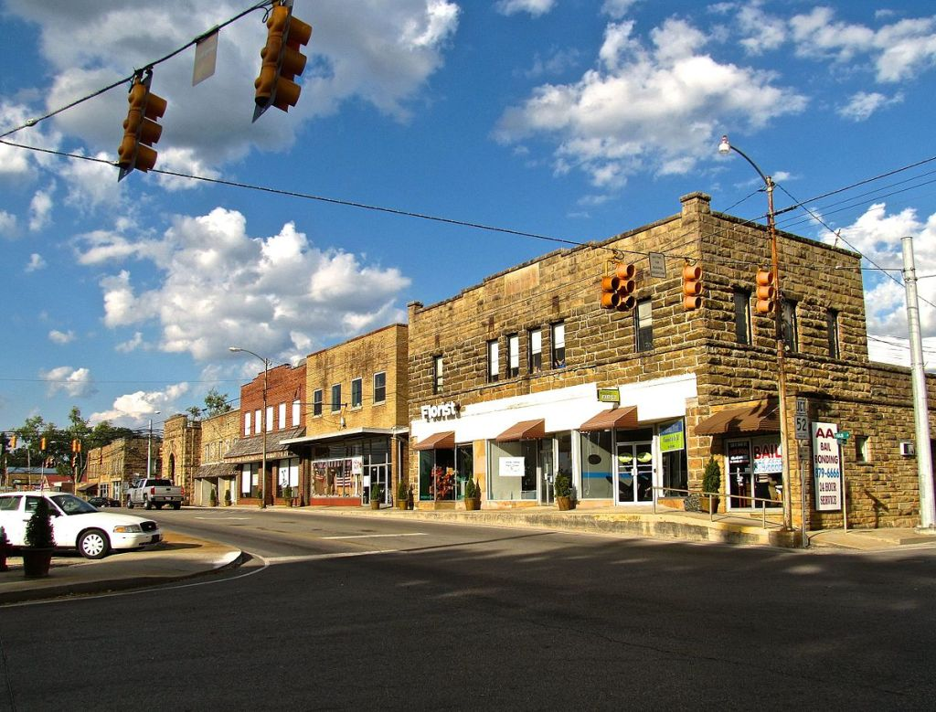Foto de Main Street at Jamestown, Tennessee