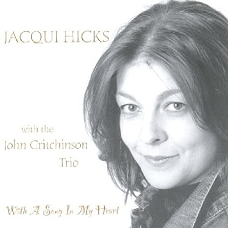 Portada de l'àlbum With a Song In My Heart de la Jacqui Hicks.