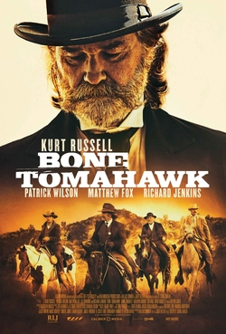 Cartell del film Bone Tomahawk